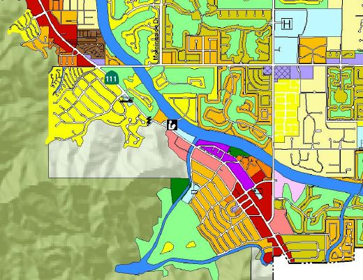 City of Rancho Mirage General Plan snapshot