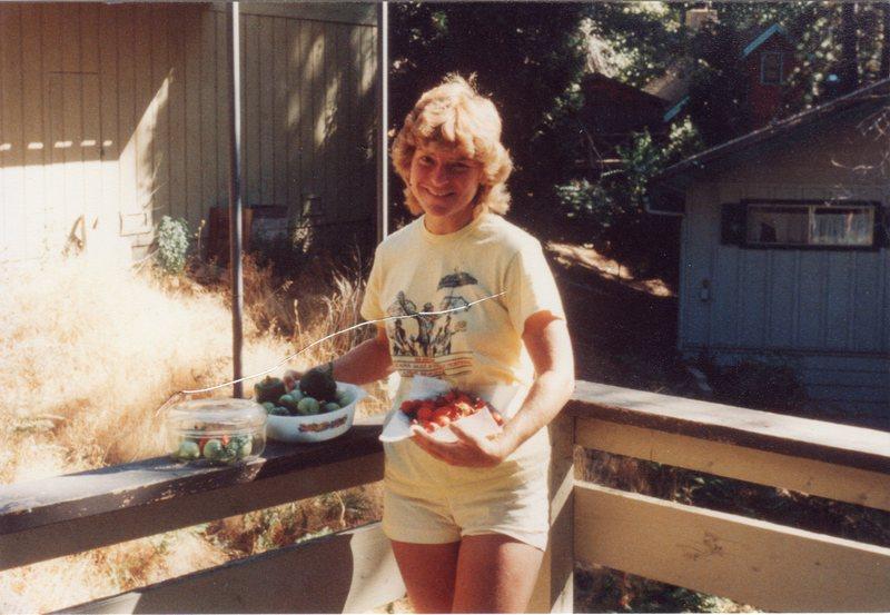 Gretchen in 1981