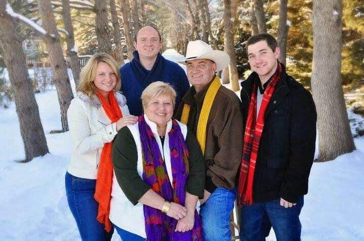 Miller Family - 2015