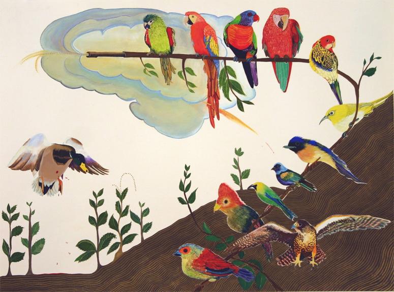 Consider the Birds. 2006