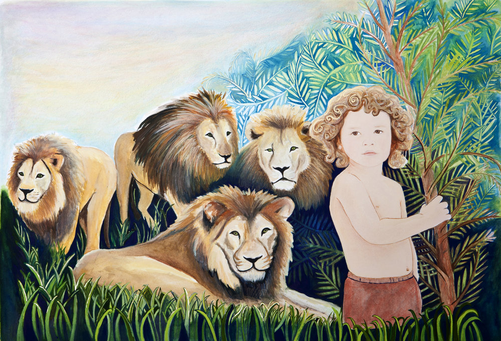 Levi and lions