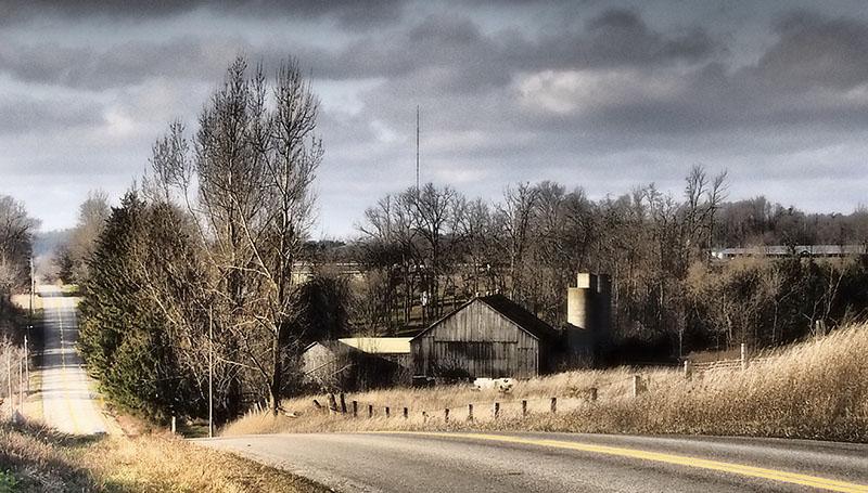 Baden Ontario farm landscape photography Susan Arness