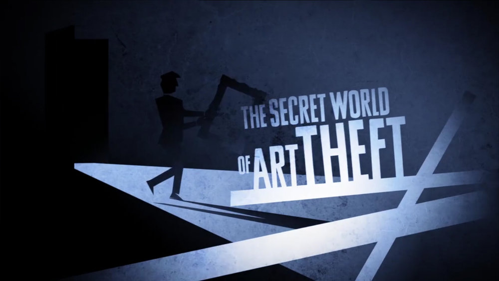 SECRET WORLD OF ART THEFT / BBC2