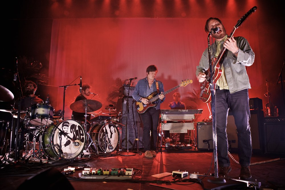 The Arcs Perform at The Fonda Theater