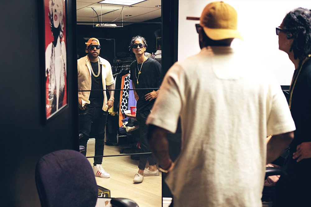 Behind the Scenes with Kid Ink and Verse Simmonds