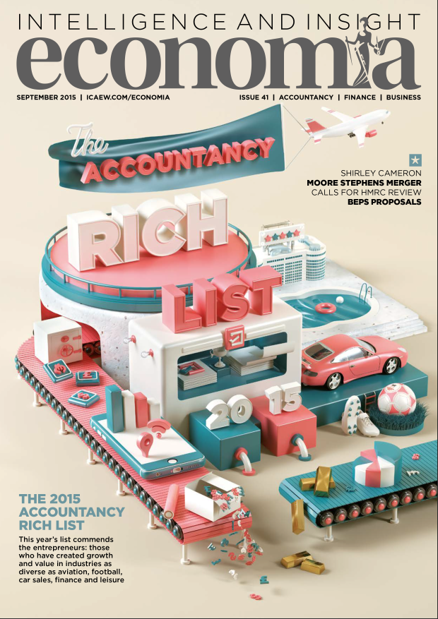 Rich List 2015: The wealthiest   Economia