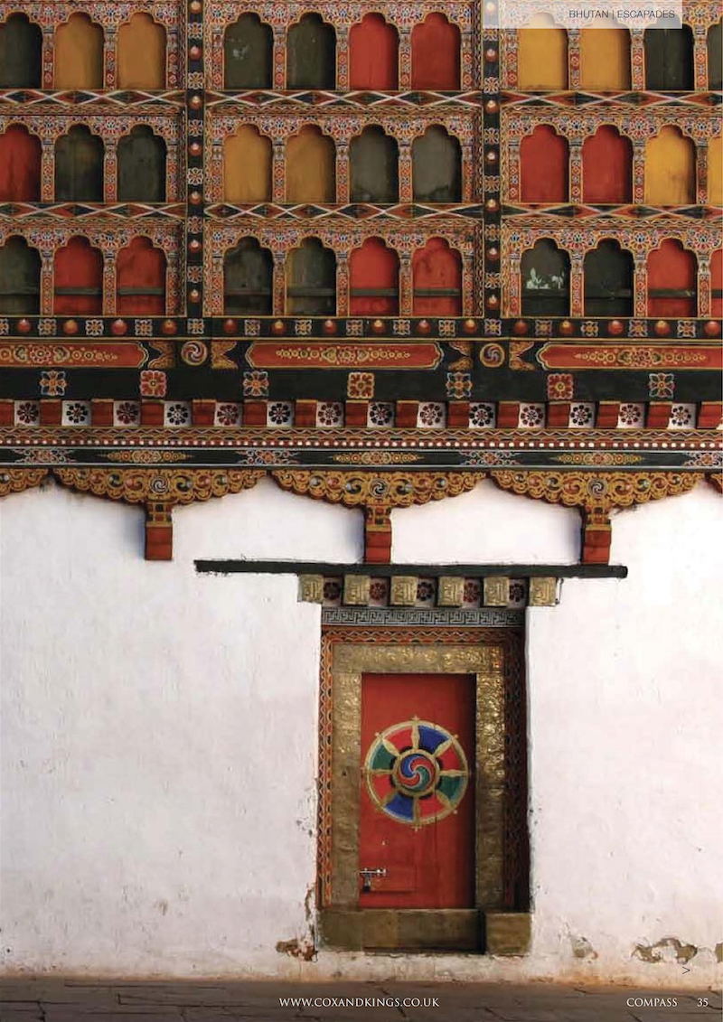 Bhutan Cox & Kings