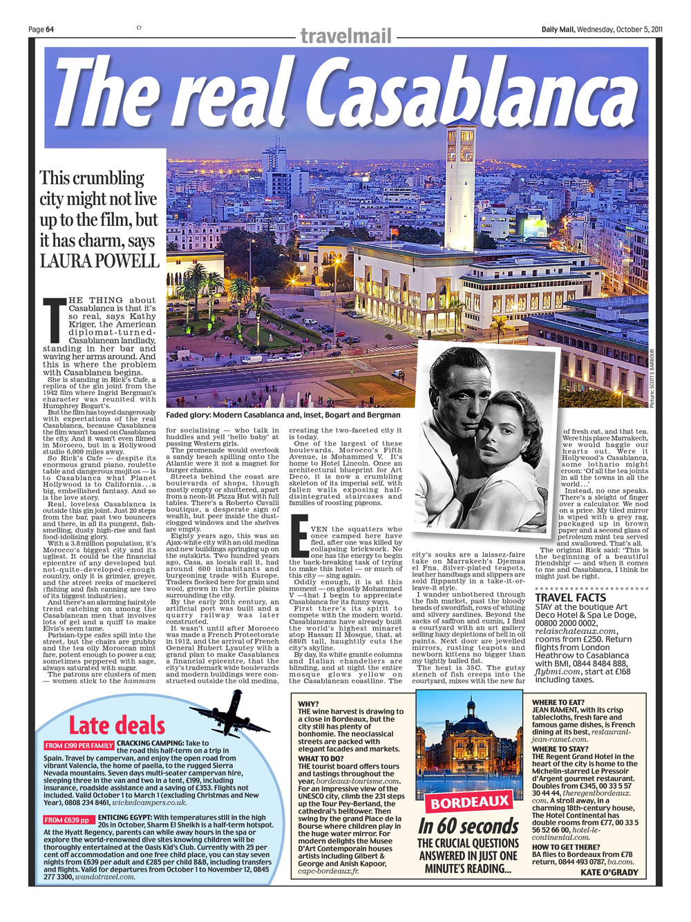 Casablanca   Daily Mail
