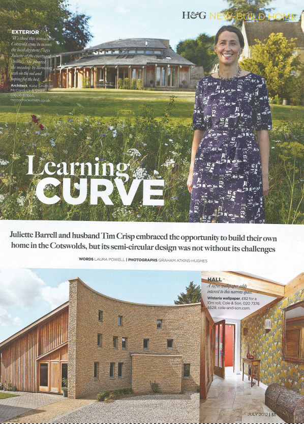 Learning curve   Homes & Gardens