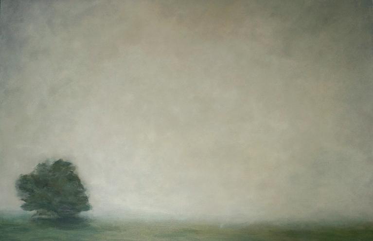Foggy Landscape Kaitlin Merchant Davison kdmerchant art.jpg