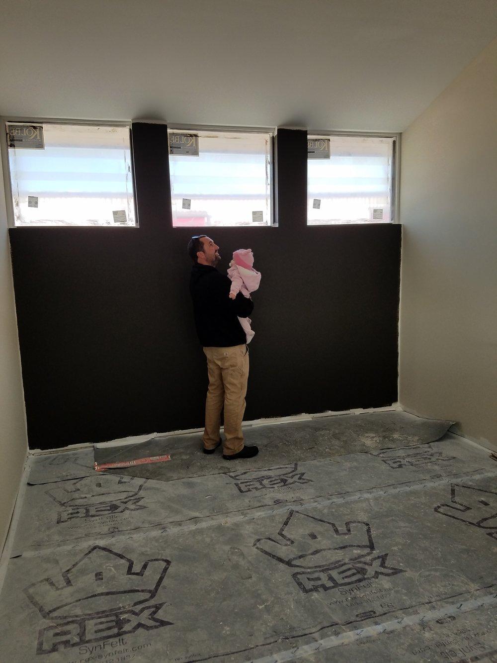 Rove Estate Tasting Room Construction