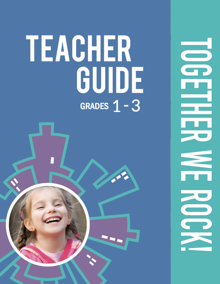 Teacher Guide Grades 1 to 3