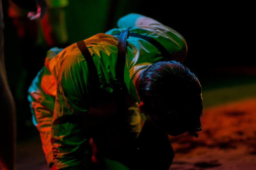 DELIRIUM - AV Designer / Assistant Lighting DesignerBlack Box Theatre, University of York (SPRING 2016)directed by venetia cook