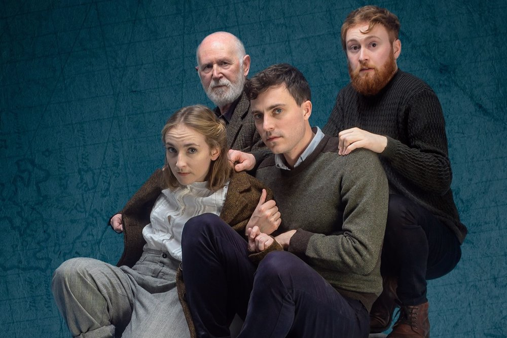 OUTLYING ISLANDS - THE KINGS HEAD THEATRE (WINTER 2018/19)ATTICISTDirected by JESSICA LAZAR