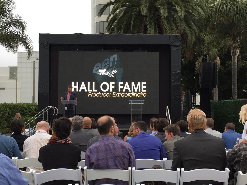 REALSCREEN AWARDS – HALL OF FAME PRODUCER EXTRAORDINAIRE