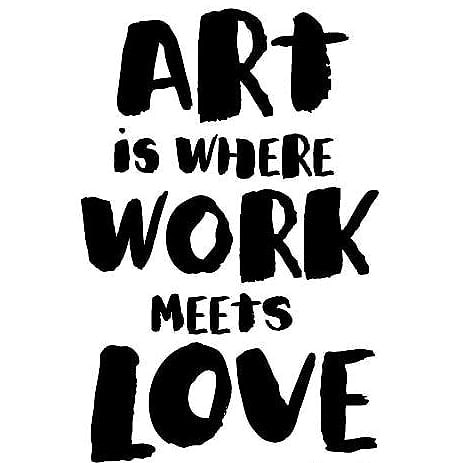 Love what o You do and do what you love 💚 . . . . . . . . . #art #artquotes #create #draw #paint #experiment #artist #lovework #happymonday #mondayvibes #workahokic #loveaholic #lifequote #art #abstract #bold #font #wip #creative #meet #balance #try #chance #wip #create #beyond #canvas #sf #california #comission