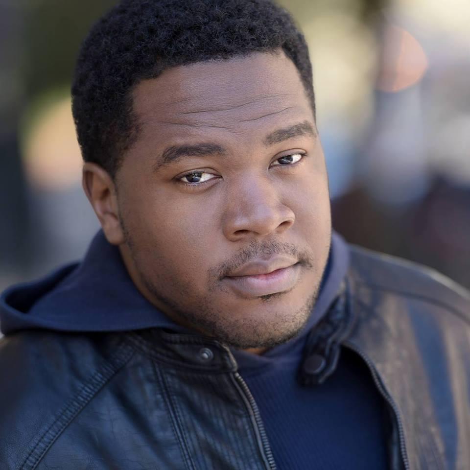 Actor Xavier Rodney