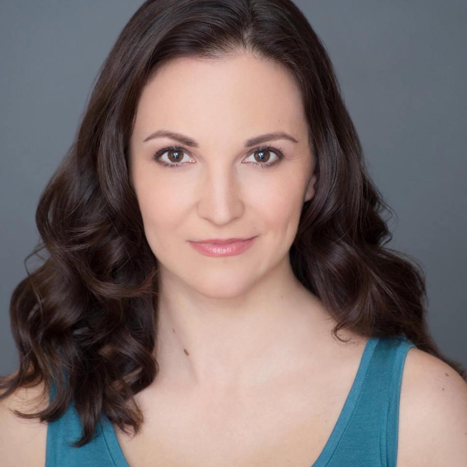 Actor Emily Dahlke