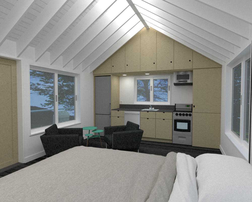 LITTLE HOUSE - phase : design development