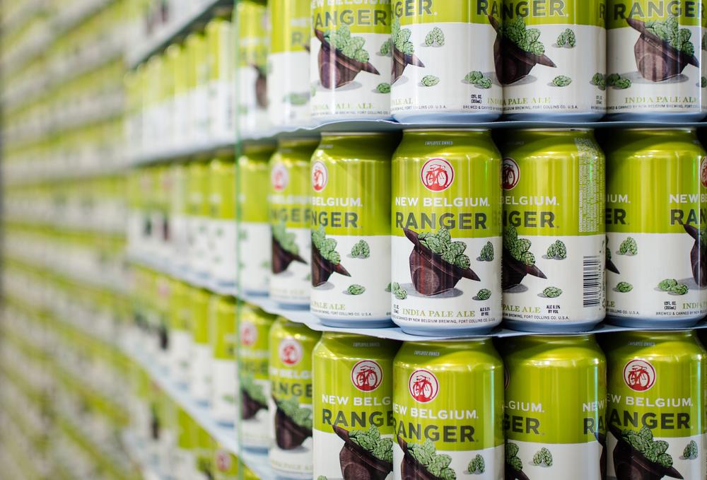 (Photo credit: New Belgium Brewing Company, Graphics Hub)