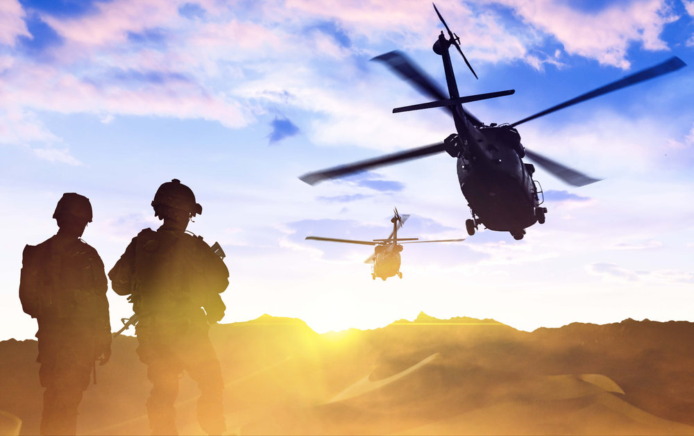 The lengths to which military warriors will go for their teammates is the stuff of Hollywood.