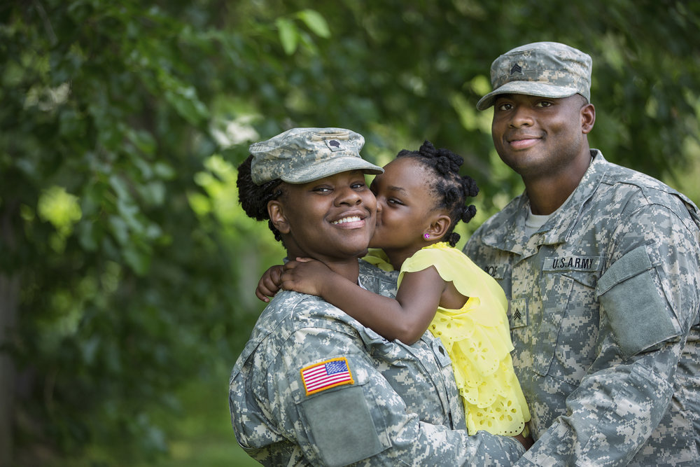 PTSD Coach has resources for military personnel and their families.