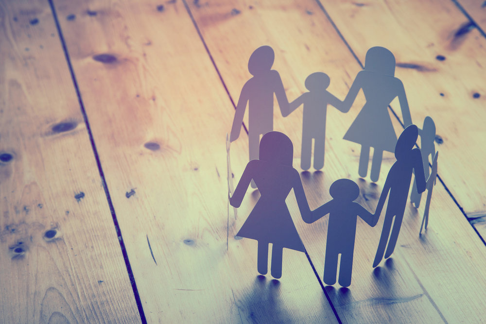 The Coalition For Family Harmony strives to keep families together by preventing IPV.