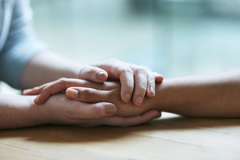 The right kind of support will help survivors to cope with their trauma.