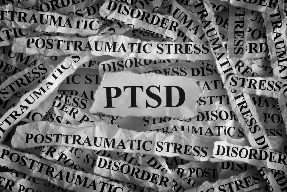 Symptoms of PTSD can make it difficult to function in everyday life.