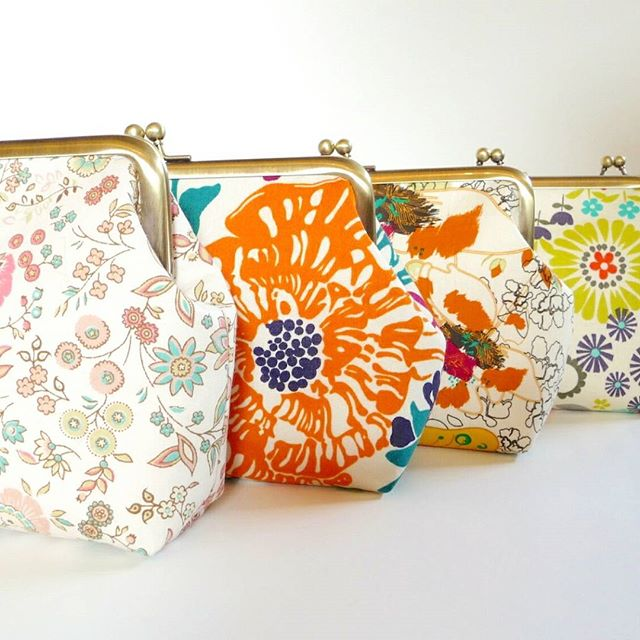So many floral patterns, so little time!