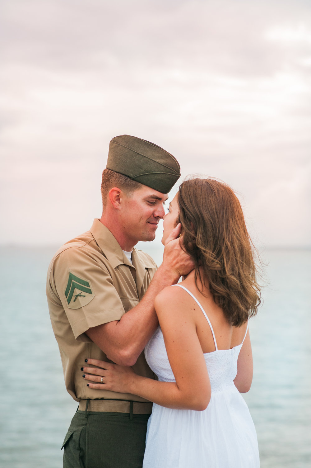 Emerald Isle Engagement Session -