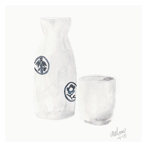 sake by monica loos