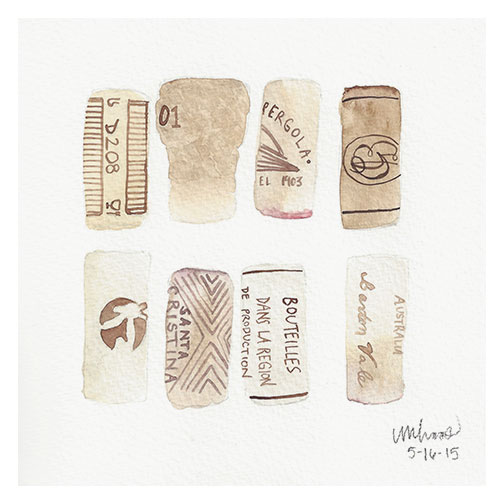 corks // monica loos