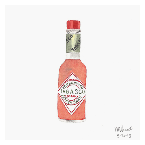 tabasco // monica loos