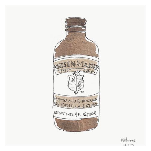 vanilla extract // monica loos