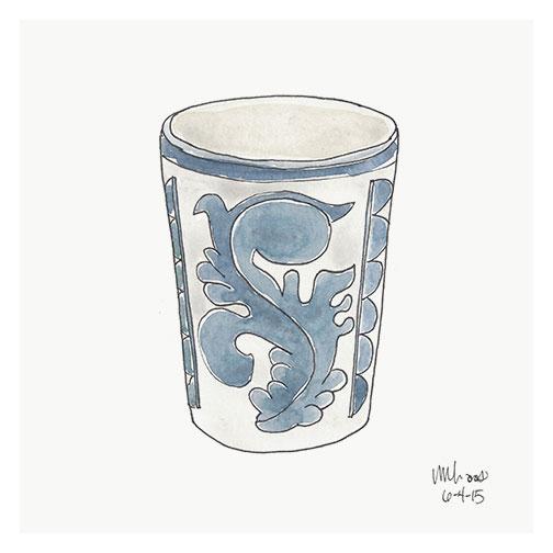ceramic cup / monica loos