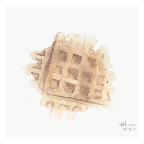 waffle bit // monica loos