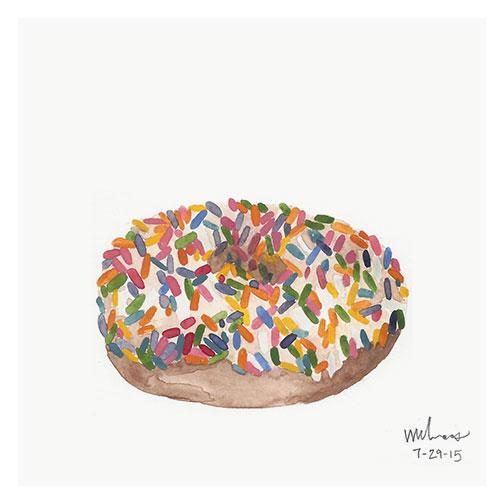 donut / monica loos