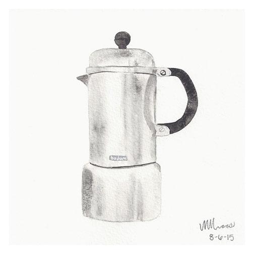 Espresso Maker // monica loos