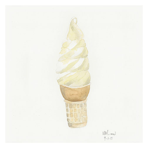 soft serve / monica loos