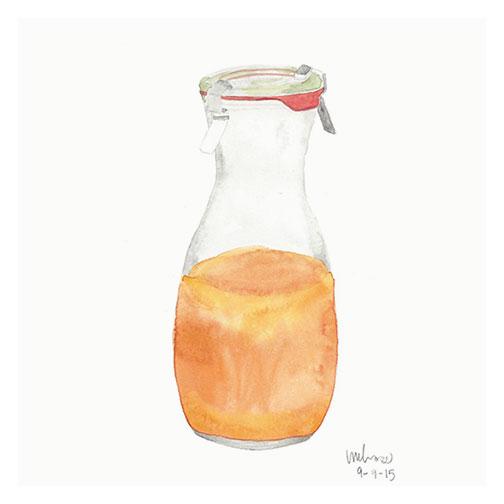 juice / monica loos