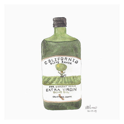 CA Ranch Olive Oil | monica loos