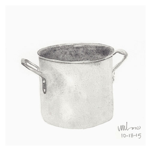 well worn pot | monica loos
