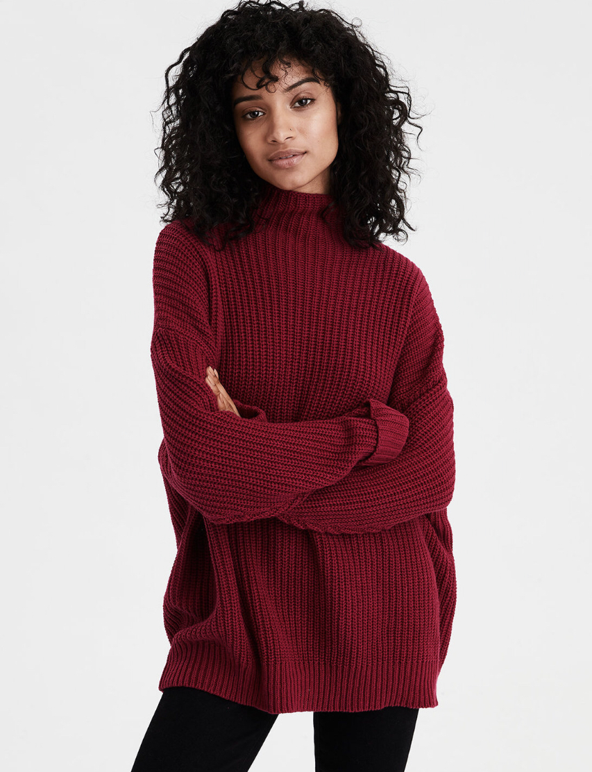 Love the slouchy look of this! - Saw Rachel Parcell in almost the same thing from her shop, this is $29, I may get it again in more colors!