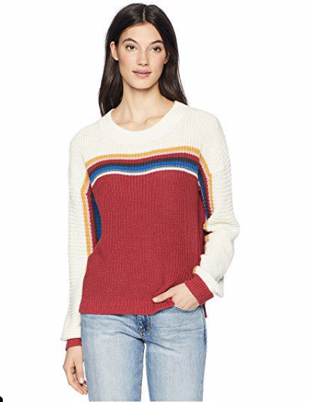 The sweater I am wearing - Linked here!