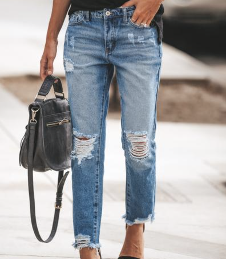 Favorite jeans ever -