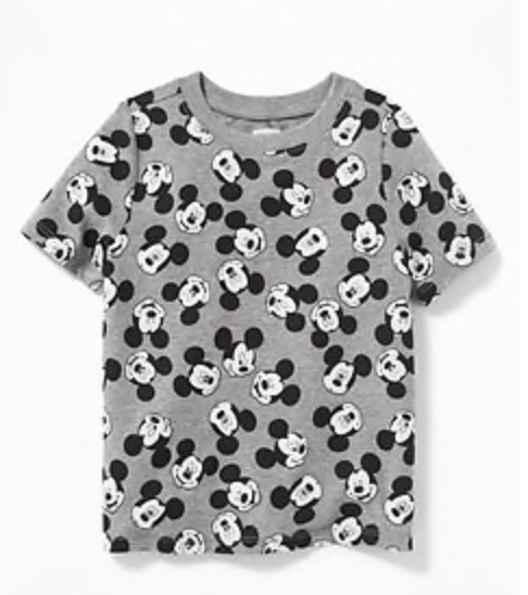 Mickey tee's that aren't cheesy are better than gold -