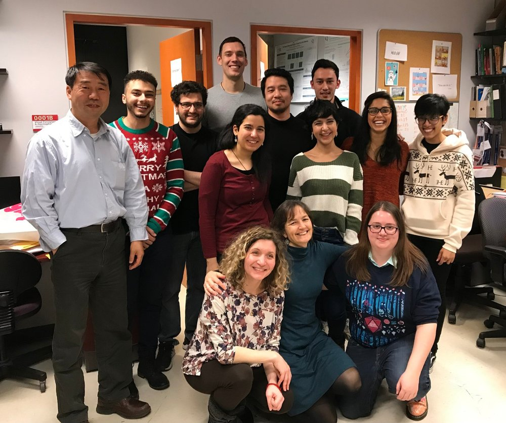 Lab non-denominational gift giving event 2018