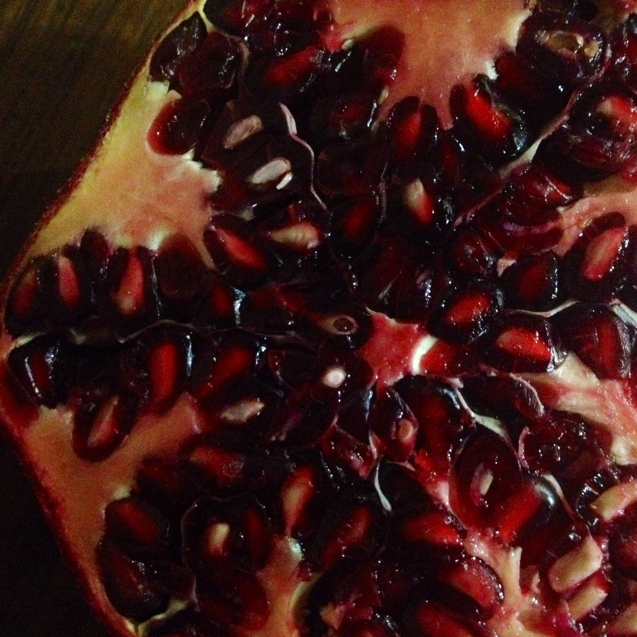 pomegranate beauty