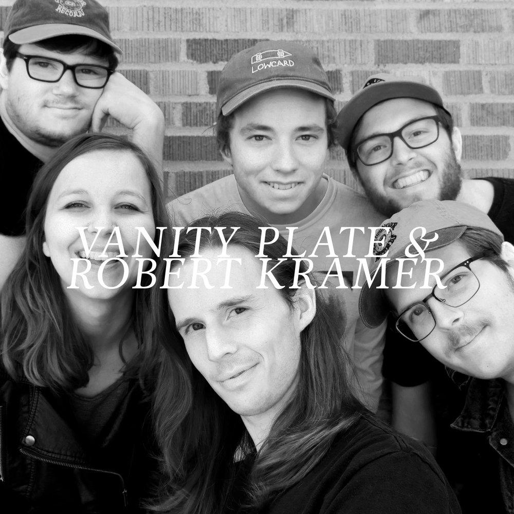 31 Vanity Plate & Robert Kramer — Prairie Goth